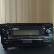 CD MP3 PLAYER ORIGINAL TOYOTA CD, MP3 USB, BLUETOOTH,  P2 - 15442
