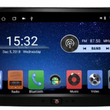 "CENTRAL MULTIMIDIA TELA 8"" CAPTUR 2018/2019/ANDROID/USB/TV/GPS/BLUETOOTH - 17172"