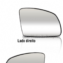 LENTE COM BASE DO RETROVISOR LD CELTA/PRISMA 06/MERIVA - 8219