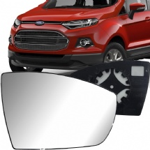 LENTE COM BASE DO RETROVISOR LD ECOSPORT 2013/2017 - 16422