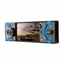 "RADIO MP3 PLAYER COM TELA DE 4"" UNIVERSAL/BLUETOOTH/FM/USB/AUX - 17556"